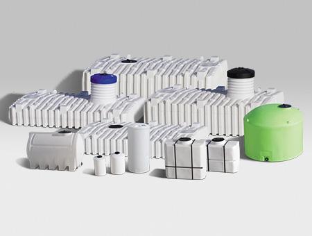 Equinox Polyethylene Tank