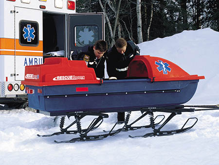 Equinox Rescue Sled