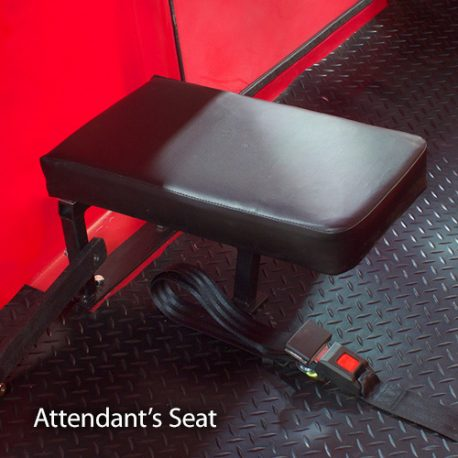 Feature – Attendant's Seat