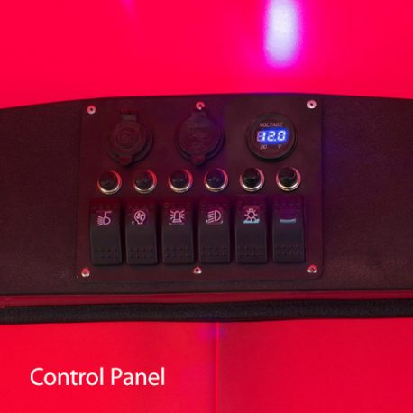 Feature – Control Panel