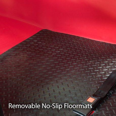 Feature – Floormats