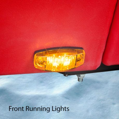 Feature – Front Running Lights