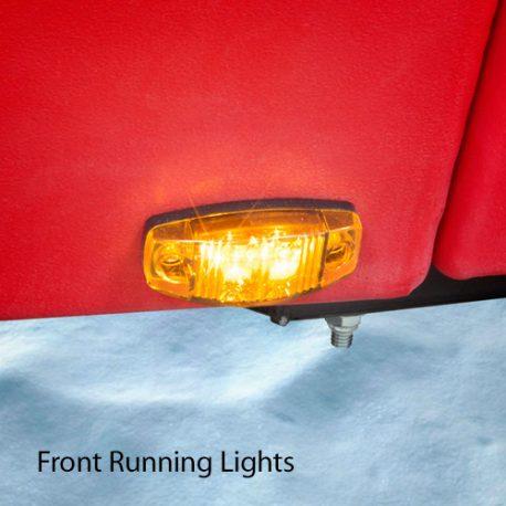 Feature – Front Running Lights