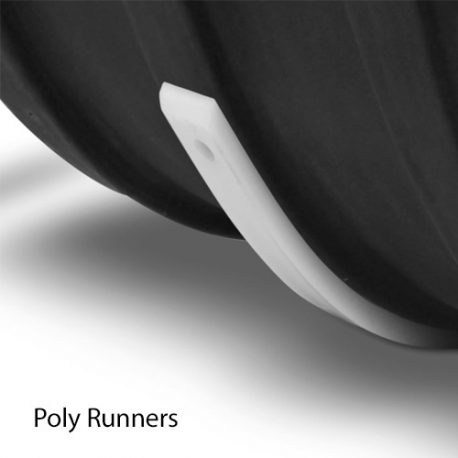 Feature – Poly Runners