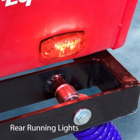 Feature – Rear Running Lights