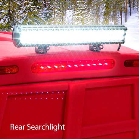 Feature – Rear Searchlight
