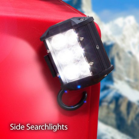 Feature – Side Searchlights
