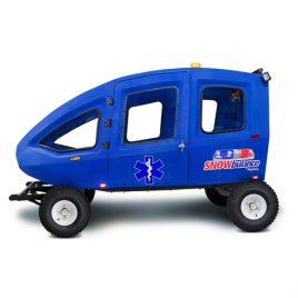 ATV EMS Transport Deluxe